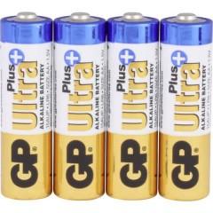 GP Batteries GP15AUP / LR06 Batteria Stilo (AA) Alcalina/manganese 1.5 V 4 pz.