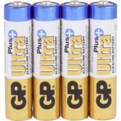GP Batteries GP24AUP / LR03 Batteria Ministilo (AAA) Alcalina/manganese 1.5 V 4 pz.