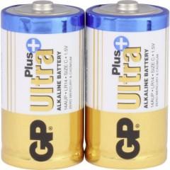 GP Batteries GP14AUP / LR14 Batteria 1/2 Torcia (C) Alcalina/manganese 1.5 V 2 pz.