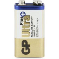 GP Batteries GP1604AUP / 6LR61 Batteria da 9 V Alcalina/manganese 9 V 1 pz.