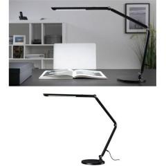 Paulmann FlexBar Lampada da tavolo LED LED (monocolore) 10.6 W Nero