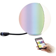 Paulmann P+S Lichtobjekt Globe RGBW Sistema dilluminazione Plug&Shine LED (monocolore) 2.8 W Bianco caldo Bianco