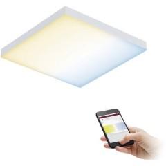 Paulmann Pannello LED 16 W Bianco caldo Bianco opaco
