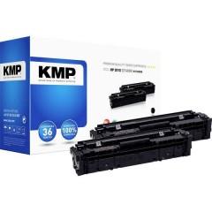 KMP H-T215DX Toner Conf 2 pz sostituisce HP HP 201X (CF400X) Nero Compatibile Toner conf. 2 Pz.