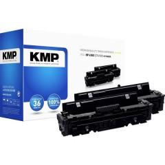 KMP H-T242XD Toner Conf 2 pz sostituisce HP HP 410X (CF410X) Nero Compatibile Toner conf. 2 Pz.