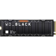 WD Black™ SN850 Heatsink 2 TB SSD interno NVMe/PCIe M.2 M.2 NVMe PCIe 4.0 x4 Dettaglio S200T1XHE