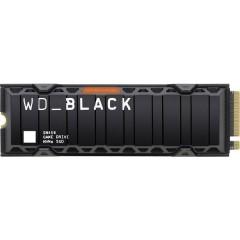 WD Black™ SN850 Heatsink 1 TB SSD interno NVMe/PCIe M.2 M.2 NVMe PCIe 4.0 x4 Dettaglio S100T1XHE