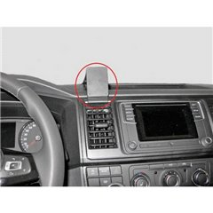 Brodit ProClip VW Caravelle/T6 Transporter/Pickup (Bj. 16-20) Supporto cellulare per auto