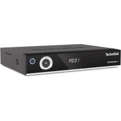 TechniSat Technistar S6 Ricevitore satellitare HD Funzione di registrazione, Slot CI+, Decodifica Conax, Lettore di