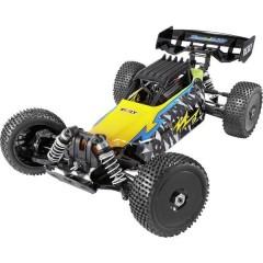 Reely Brushless 1:8 Automodello Elettrica Buggy 4WD 100% RtR 2,4 GHz incl. Batteria, caricatore e batterie telecomando
