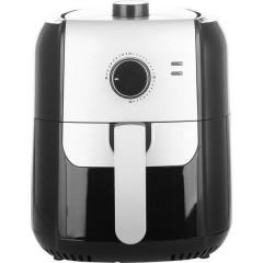 EMERIO Friggitrice ad aria calda 1400 W Senza BPA, regolatore di temperatura, Funzione timer, Spia luminosa