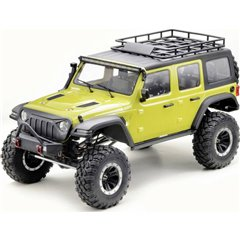 Absima Crawler CR1.8 Chassis Brushed 1:8 Automodello Elettrica 4WD RtR 2,4 GHz
