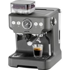 Trisa Barista Plus Macchina per il caffè Antracite Con macina caffè