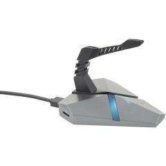 Surefire Gaming Axis 3 Porte USB 3.1 Gen 1-Hub Con lettore di schede SD incorporato Grigio