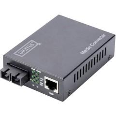 Digitus DN-82121-1 LAN, SC Duplex Media converter di rete 1 GBit/s