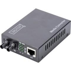 Digitus DN-82110-1 LAN, ST Duplex Media converter di rete 1 GBit/s