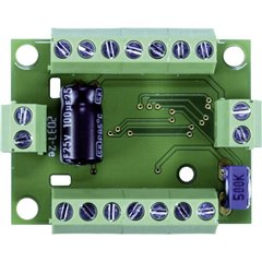 TAMS Elektronik BSA LC-NG-09 Elettronica per lampeggiante Stazione 1 pz.