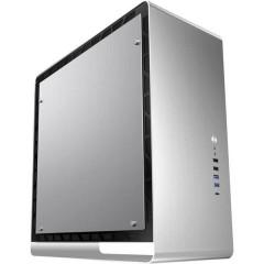 Jonsbo Midi-Tower PC Case da gioco, Contenitore Argento