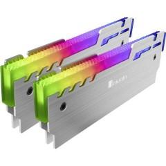 Jonsbo Dissipatore per memoria RAM (L x L x A) 141 x 8.5 x 43 mm