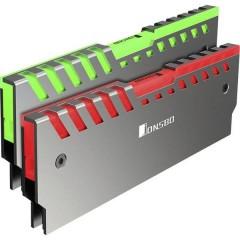 Jonsbo NC-2 AURAX2 Dissipatore per memoria RAM (L x L x A) 141 x 8.5 x 43 mm