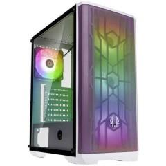 Bitfenix Midi-Tower PC Case da gioco, Contenitore Bianco