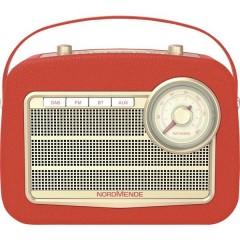 Nordmende Transita 130 Radio da tavolo DAB+, FM AUX, Bluetooth, DAB+, FM, USB Funzione di carica della batteria ,