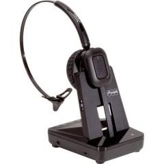 Auerswald COMfrotel H-500 Cuffie DHSG Mono, Senza filo Cuffia On Ear Nero