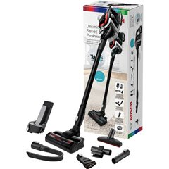 Bosch Home and Garden Unlimited Serie 8 Aspirapolvere a batterie 18 V lotti del sacchetto