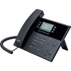 Auerswald COMfortel D-210 Telefono a filo VoIP Vivavoce, Collegamento cuffie, Segnalazione ottica di chiamata, PoE
