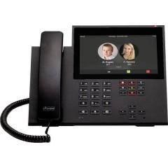 Auerswald COMfortel D-600 Telefono a filo VoIP Vivavoce, Collegamento cuffie, Segnalazione ottica di chiamata,