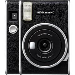 Fujifilm instax mini 40 Fotocamera istantanea Nero