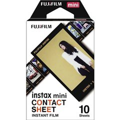 Fujifilm instax mini Contact Sheet Pellicola per stampe istantanee