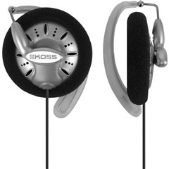 KOSS KSC75 Sport On Ear cuffia auricolare Cuffia On Ear Nero