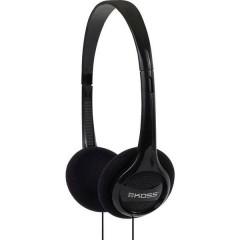 KOSS KPH7k HiFi On Ear cuffia auricolare Cuffia On Ear Nero