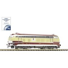 Fleischmann Locomotiva diesel N 218 217-8 della DB