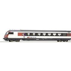 Fleischmann Carrello di controllo N, 2. Cl. per treni a pendolo EW-IV delle FFS