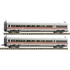 Fleischmann Kit di 2 pz. Per treno di locomotiva ICE BR 411 di DB-AG
