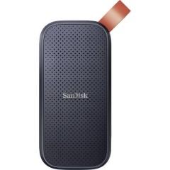 SanDisk Portable SSD 2 TB Memoria SSD esterna 2,5 USB-C™ Nero