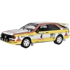 Schuco H0 Audi Quattro #4