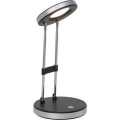 Brilliant Venedig Lampada da tavolo LED (monocolore) LED a montaggio fisso 3.3 W Nero