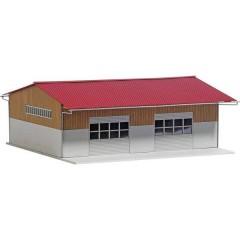 Busch Moderno edificio di montagna H0
