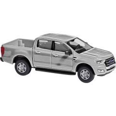 Busch H0 Ford Ranger Metallica argento