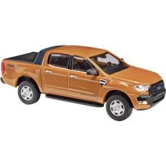 Busch H0 Ford Ranger Metallica Orange Wild Trak