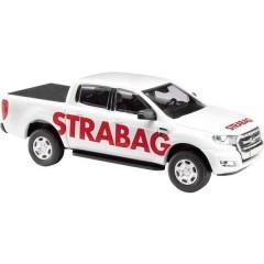 Busch H0 Ford Strabag. Ranger