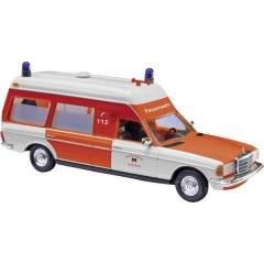 Busch H0 Mercedes Benz VF 123 struttura per Miesen vigili del fuoco