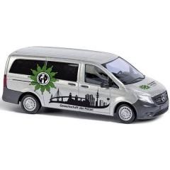 Busch H0 Mercedes Benz LUnione della polizia di Vito