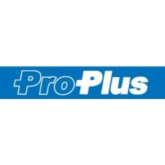 ProPlus Picchetto per tenda Heringset Kunststoff - 10 Stück für Bodenplanen und Zeltteppiche 7.5 cm x 9 cm 10