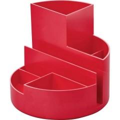 Maul Organizzatore da scrivania Rosso Numero scomparti: 6