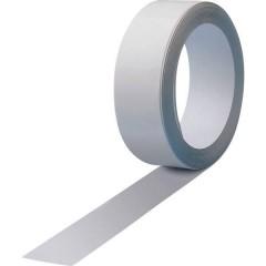 Maul Nastro magnetico Ferroband + 3 Magnete (L x L) 1 m x 3.5 cm Bianco 1 m