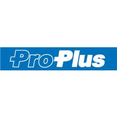 ProPlus Warntafel 2in1 für Spanien und Italien Cartello di avvertimento (L x A) 51.3 cm x 51.3 cm